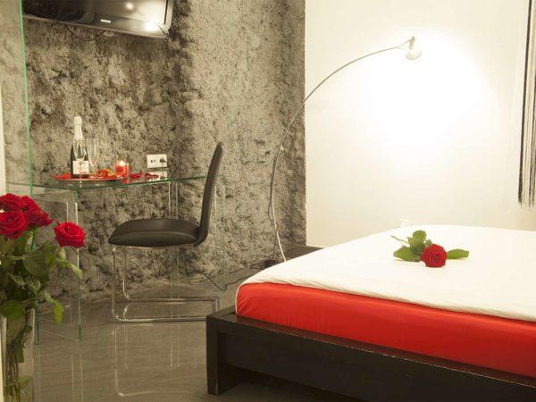 pokój typu queen aparthotel komorowski kraków