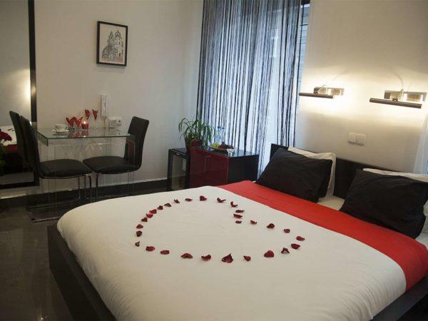 łóżko dwuosobowe komorowski