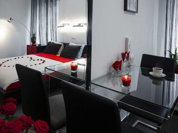 komorowski kraków apartament