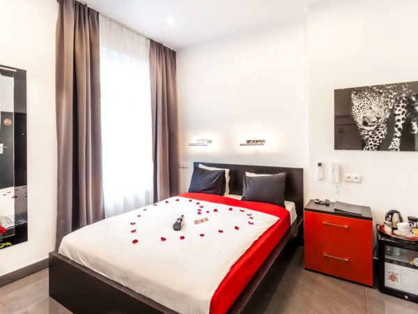 pokój luksusowy king aparthotel komorowski