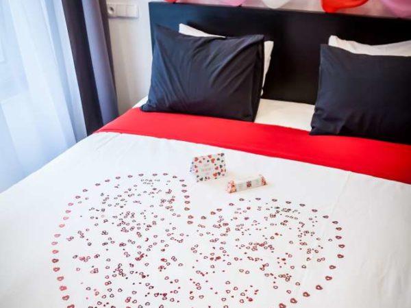 romantyczny pakiet aparthotel kraków