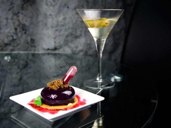 deser i martini w komorowskim